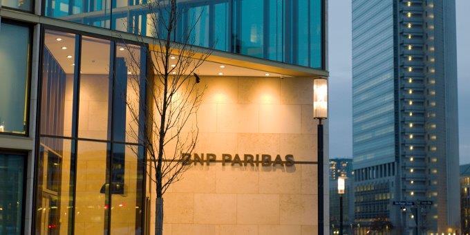 BNP Paribas Frankfurtq