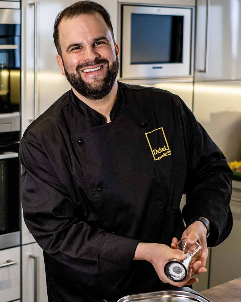 Stefan Streicher - Der DEISEL Kochkünstler