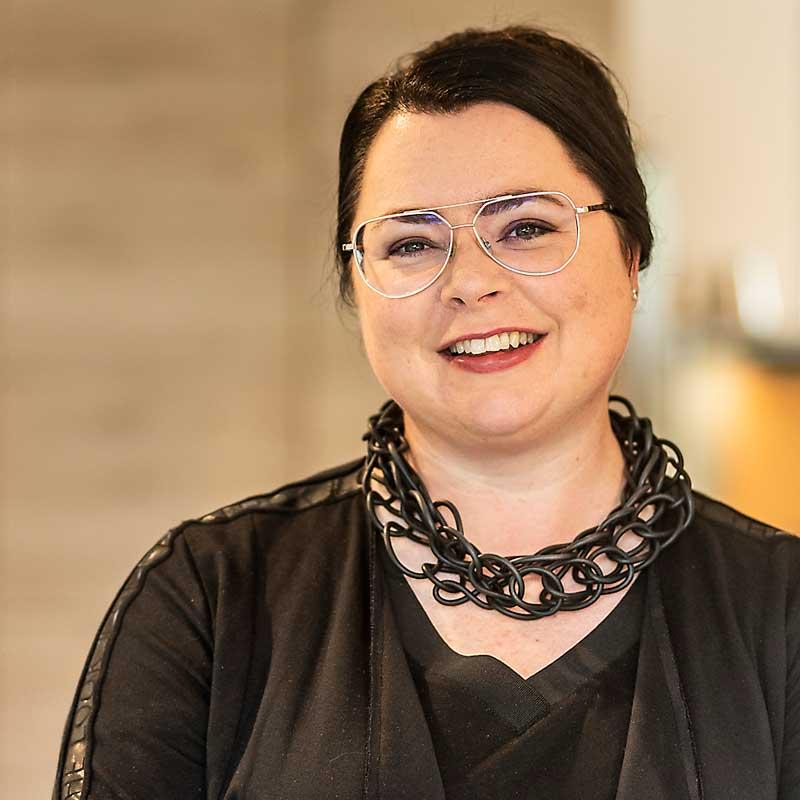 Svenja Deisel - Geschäftsführerin im Deisel Küchenstudio